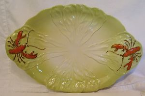 Carlton Ware Lobster Large Serving Dish - 1950s